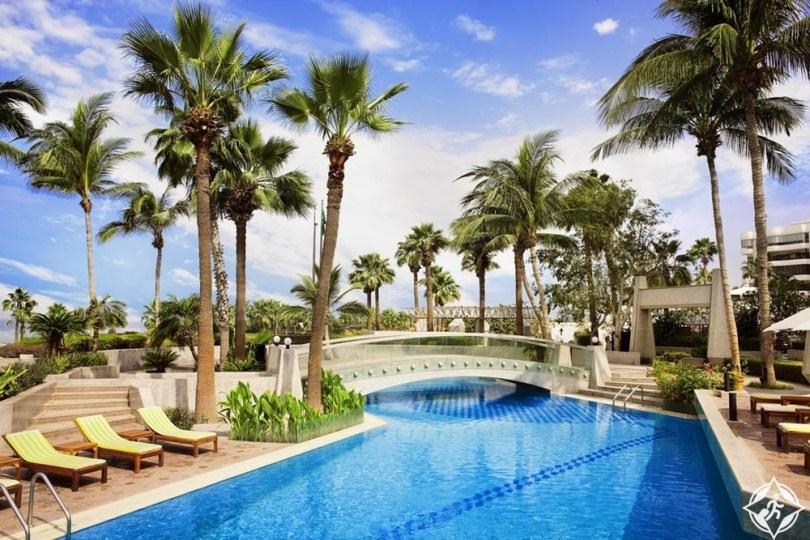 أفضل الفنادق في جدة - فندق شيراتون جدة