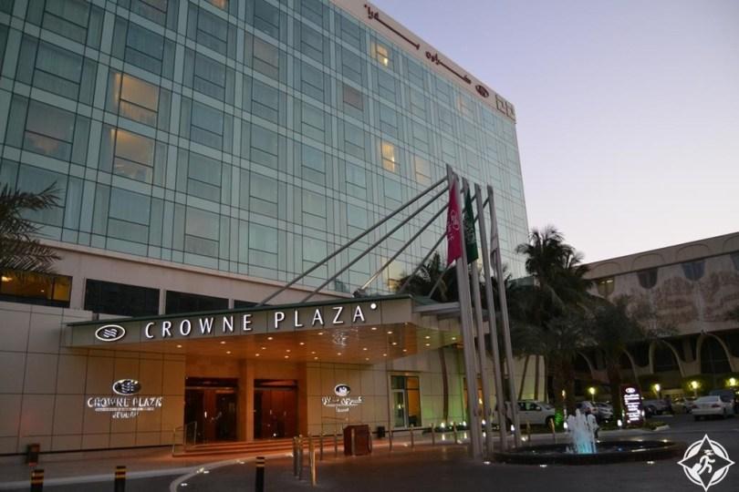 أفضل الفنادق في جدة - كراون بلازا جدة