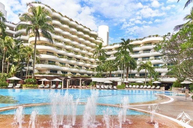 الفنادق الفاخرة في سنغافورة - فندق شانغريلا