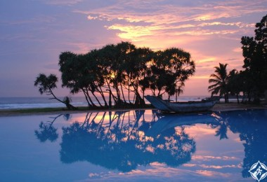 الفنادق في سريلانكا - فندق هيريتنس أهونغالا