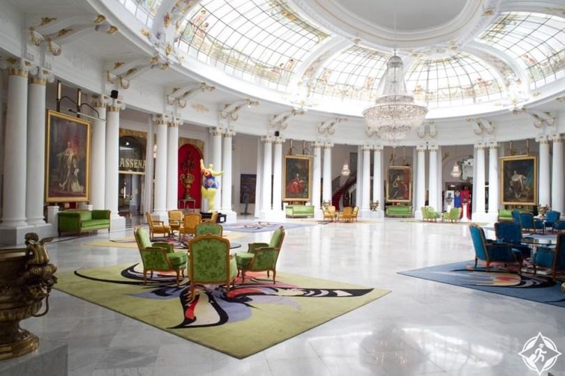 الفنادق في نيس - فندق نيغريسكو
