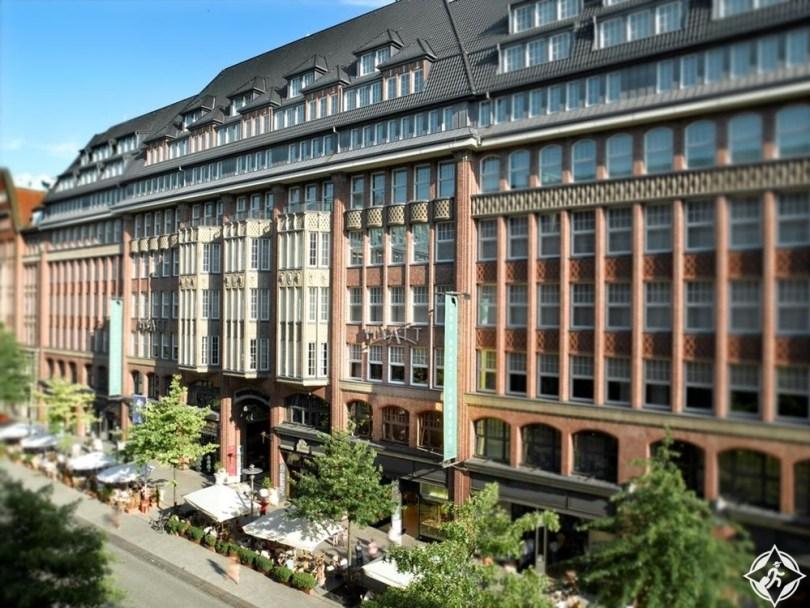 الفنادق في هامبورغ - بارك حياة هامبورغ