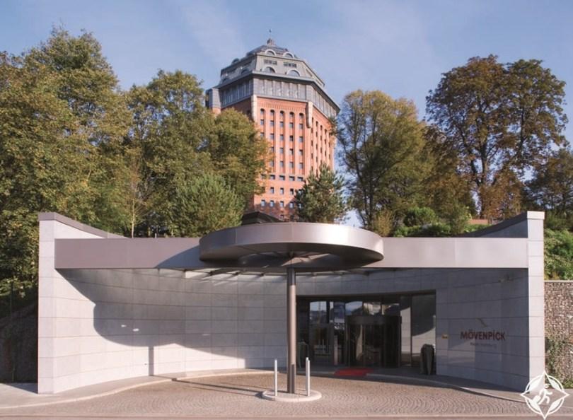 الفنادق في هامبورغ - فندق موفنبيك هامبورغ
