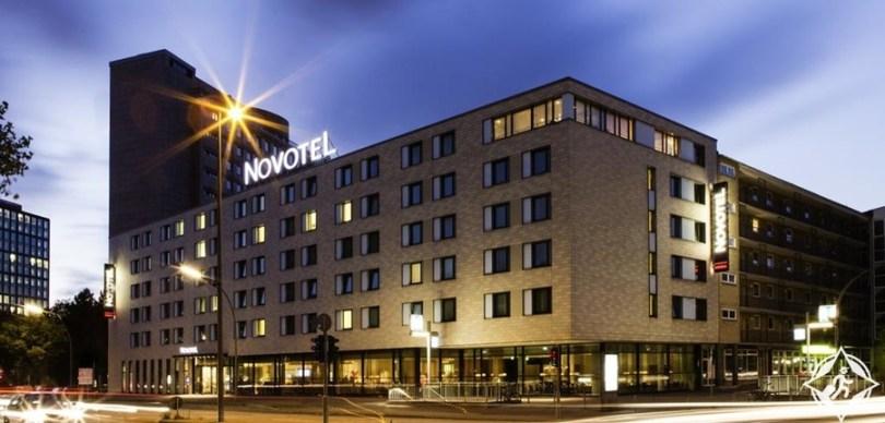الفنادق في هامبورغ - نوفوتيل هامبورغ ألستر