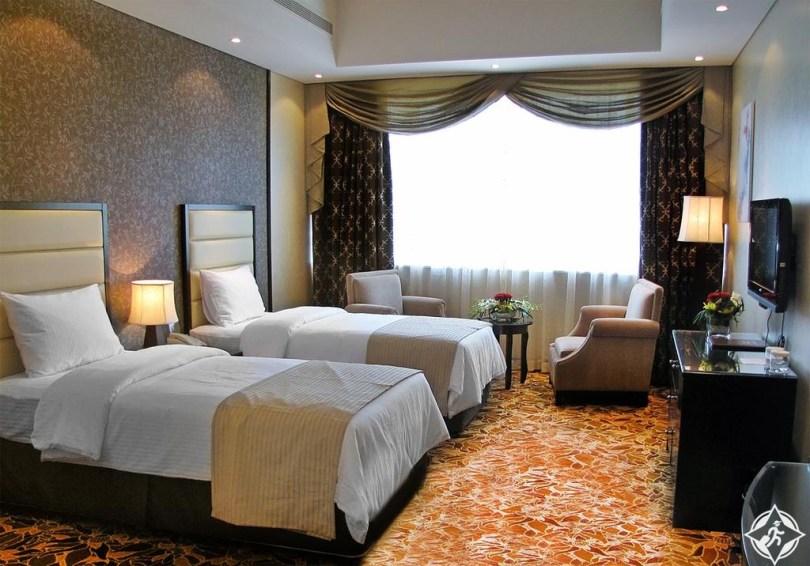 الفنادق الاقتصادية في أبوظبي - فندق باراجون