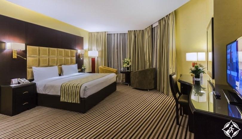 الفنادق الاقتصادية في الكويت - فندق البستكي إنترناشونال