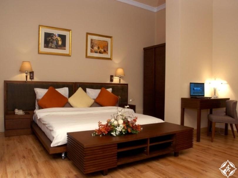 الفنادق الاقتصادية في الكويت - فندق لو جاز