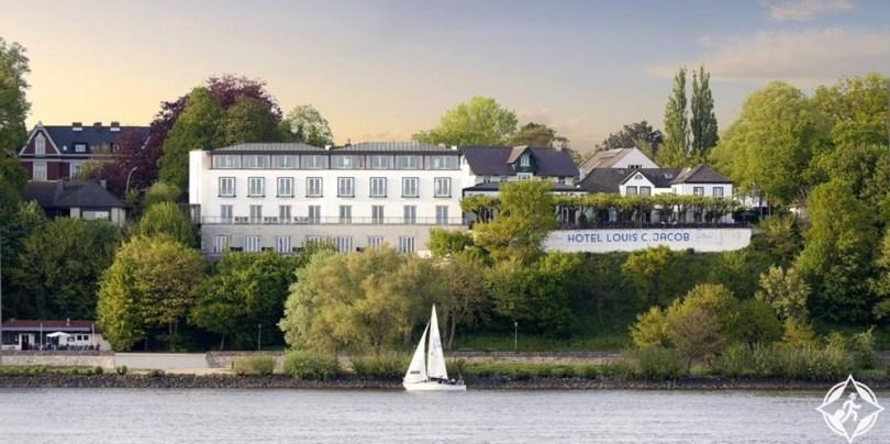 الفنادق الفاخرة في هامبورغ - فندق لويس سي جاكوب