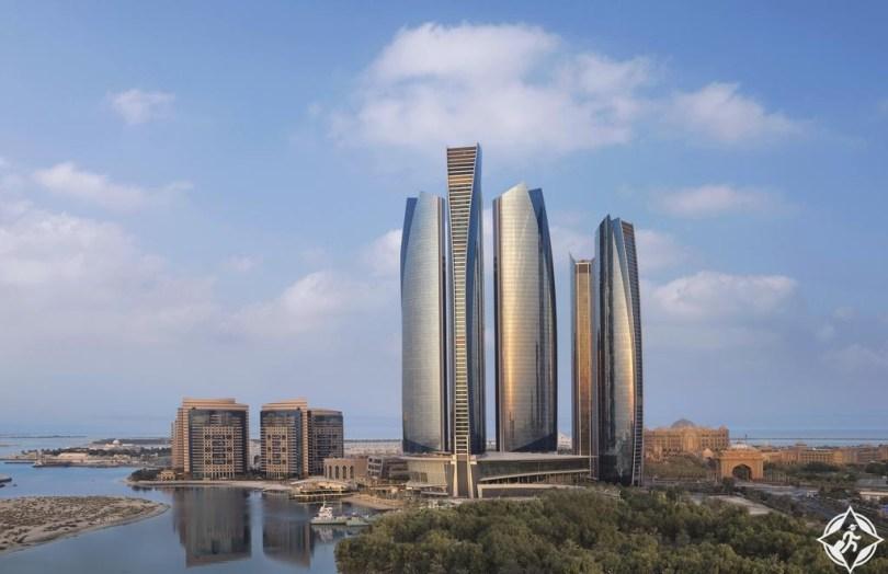 الفنادق في أبوظبي - جميرا في أبراج الاتحاد