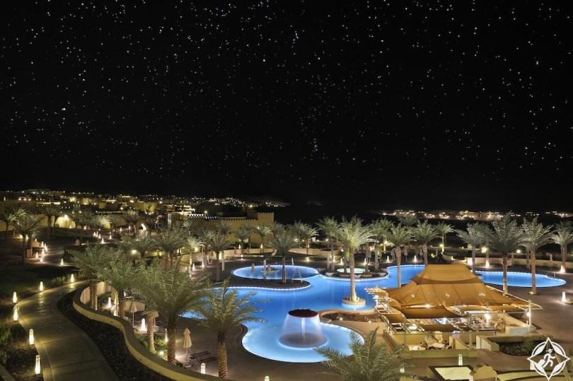 الفنادق في أبوظبي - قصر السراب