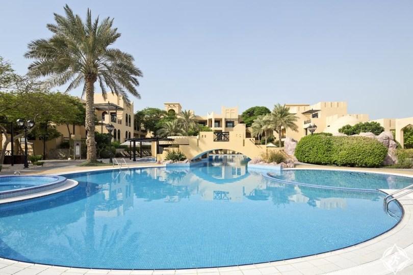 الفنادق في المنامة - منتجع نوفوتيل الدانة البحرين
