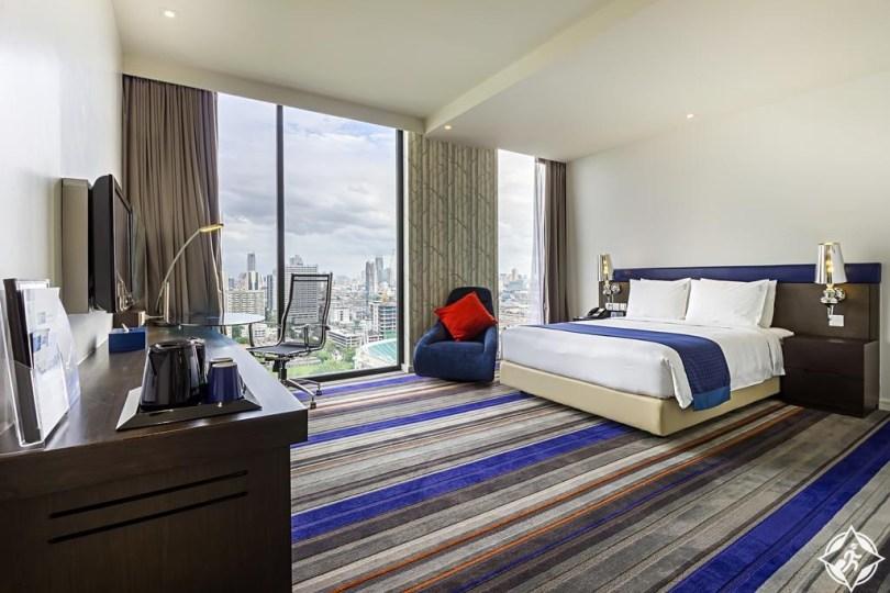 الفنادق في بانكوك - هوليداي إن إكسبرس بانكوك سيام