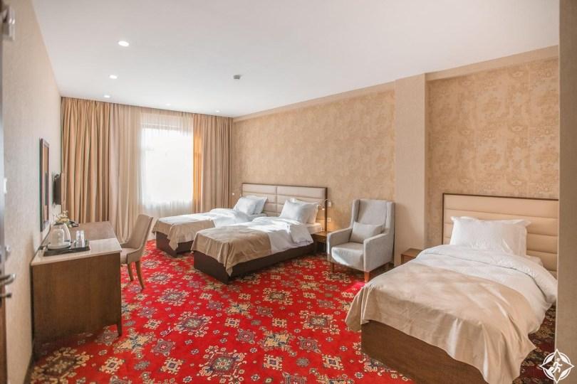 الفنادق في تبليسي - فندق توب جولد