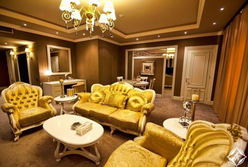 الفنادق في يريفان - فندق ناشيونال
