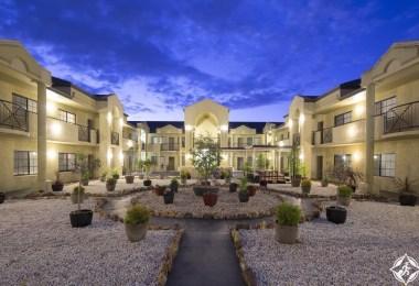 الفنادق الاقتصادية في كانبرا - كانبرا باركلاندز سنترال أبارتمنت هوتل
