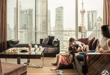 الفنادق في شنغهاي - فورسيزونز بودونغ