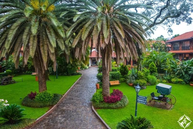 الفنادق الفاخرة في نيروبي - فندق فيرمونت نورفولك