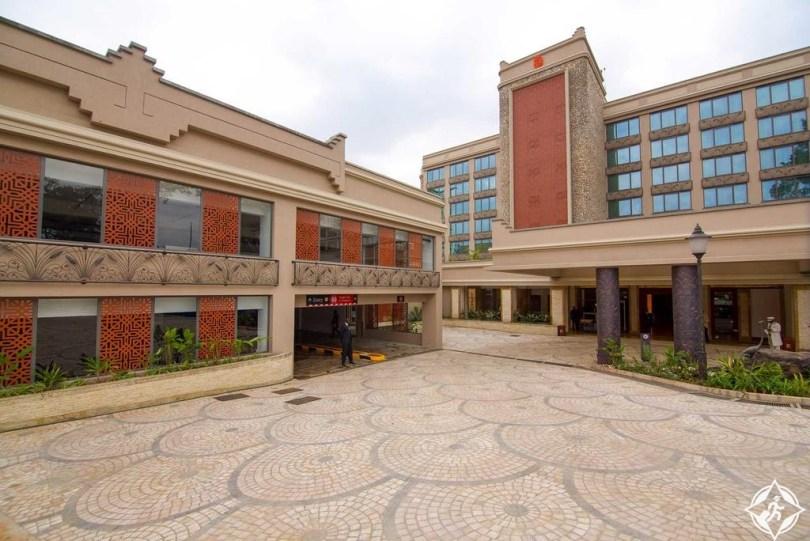 الفنادق الفاخرة في نيروبي - فندق نيروبي سيرينا