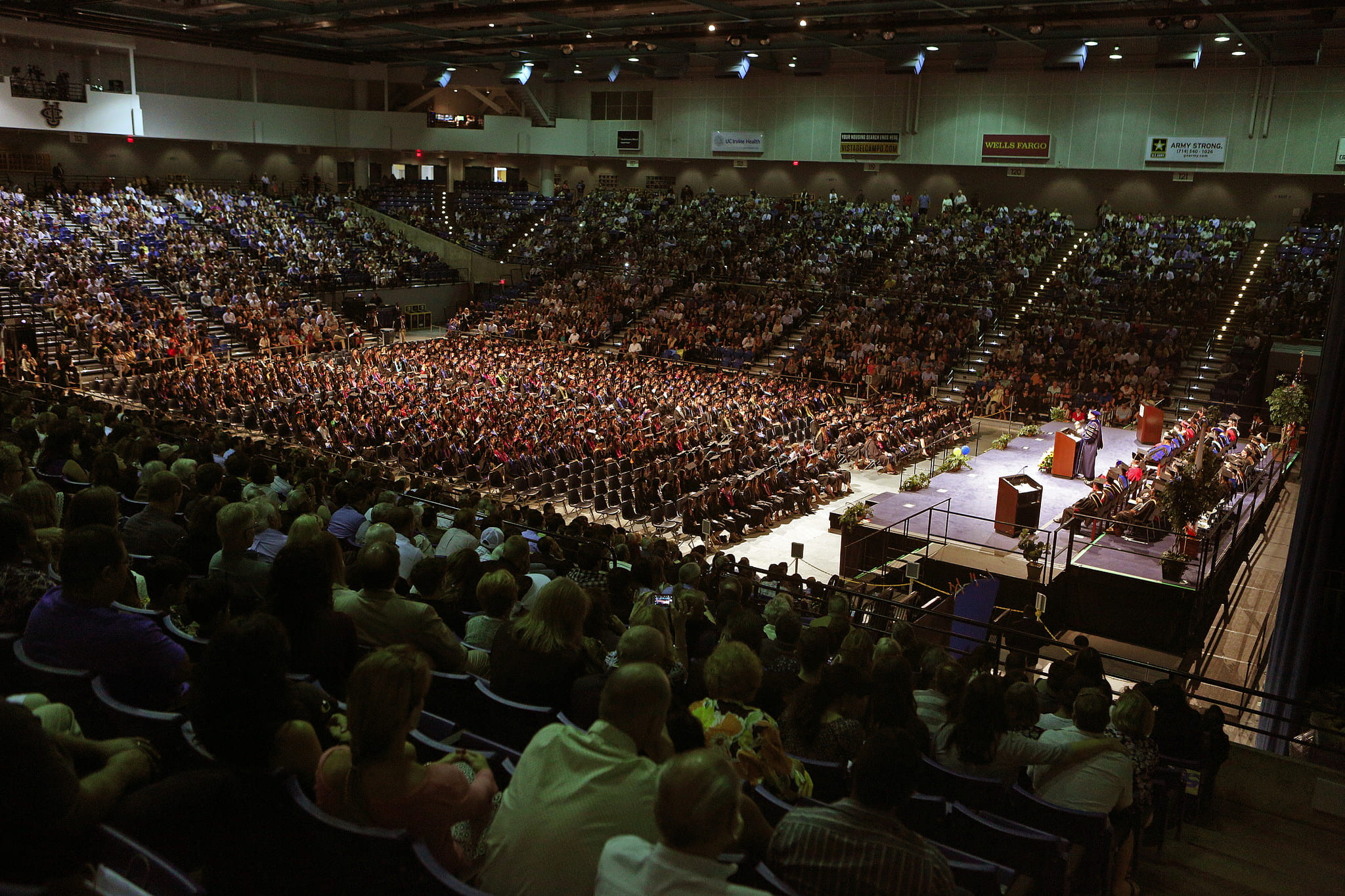Commencement 2015 By The Numbers UCI News UCI