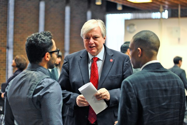 Making a push for higher education, MAP funding | UIC Today