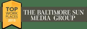 Baltimore Sun Top Workplaces Logo