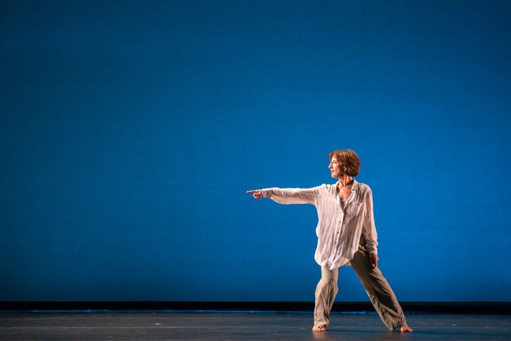 Baltimore Dance Project - Sandra Lacy