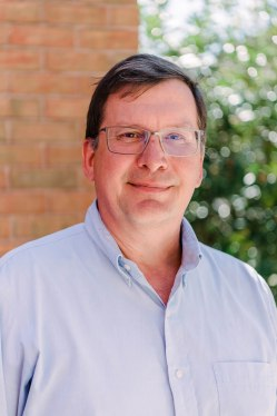 Bradley Arnold, professor of chemistry at UMBC.