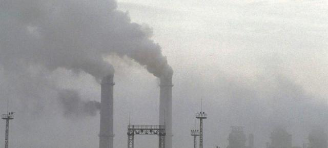 El aire contaminado envenena y arruina la vida de millones de niños