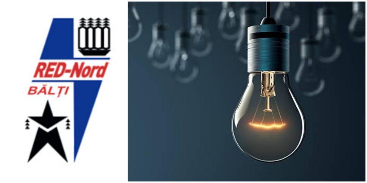Adresele din Ungheni unde va fi deconectată energia în perioada 25 – 29 martie 2019
