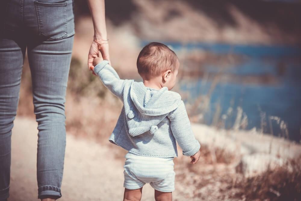 Sipoteni: Familia copilului cu vârsta cuprinsă între 3 și 4 ani a fost identificată
