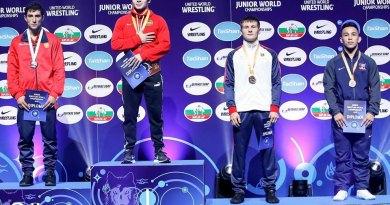Valentin Petic, originar din Nisporeni, a cucerit bronzul la Mondialul de tineret din Tallinn