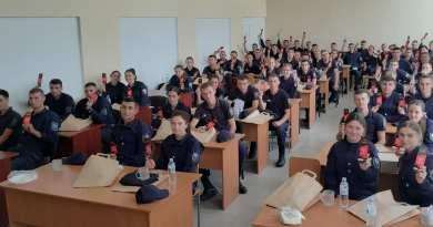 Studenții CESF din mun. Ungheni, instruiți în domeniul combaterii informațiilor distorsionate și tendențioase