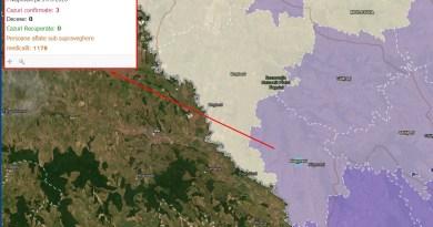 A fost confirmat al 3-lea caz de infectare cu COVID-19 în raionul Nisporeni
