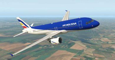 Orarul curselor charter operate de Air Moldova în perioada 06 aprilie – 12 aprilie