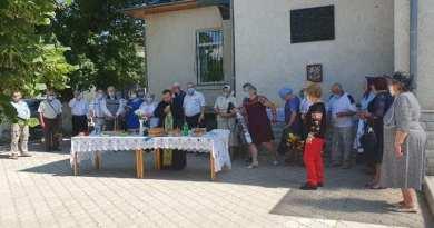 Galerie Foto // Comemorarea victimelor represiunilor staliniste la Nisporeni