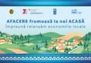 Hartă // Comunele Sipoteni și Ciorești vor beneficia alături de alte 24 localități de sprijin pentru crearea unor comunități pro-business