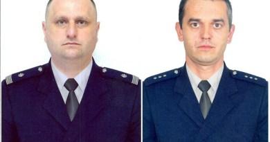 Oameni potriviți la locul potrivit. Doi polițiști de frontieră au salvat viața unui șofer implicat în coleziunea de la Soroca