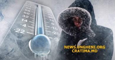 Prognoza meteo pentru 19 ianuarie 2021