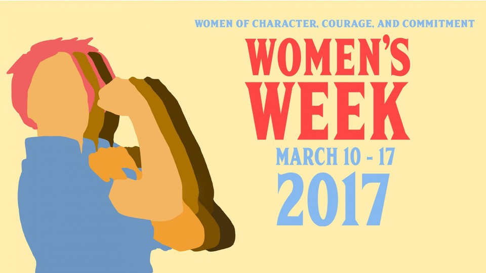 women s history month banquet is march