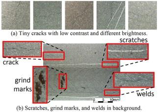 crack detection