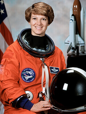 First female NASA mission commander scheduled for speaker ...