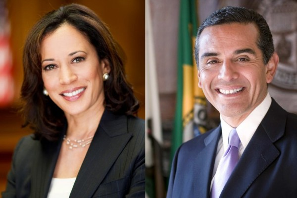 Kamala Harris has early lead for Senate; Antonio ...