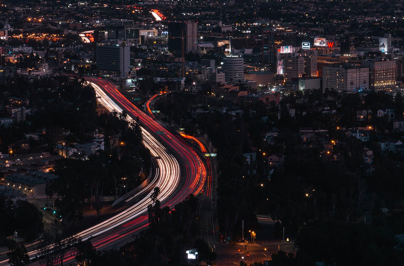 Your LA Evening Commute Is Longer Than The Morning Drive Theres Proof