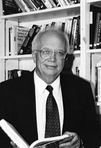 Sergei Khrushchev, Brown University Photo