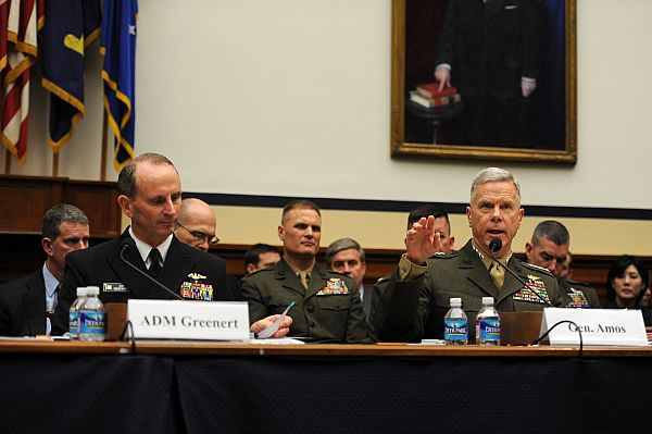 Joint Chiefs to Congress: Budget Cuts Will Result in Deaths