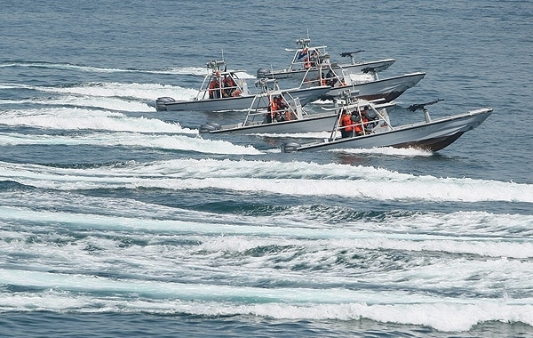 Iran Fast Attack Craft. Fars News Agency Photo