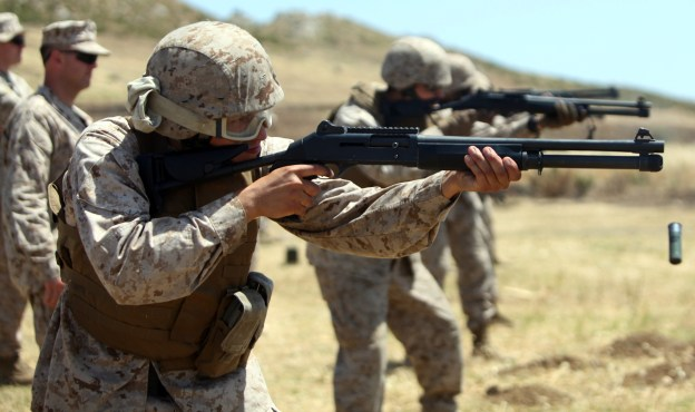 Marine with Special-Purpose Marine Air-Ground Task Force 12.2. US Marine Corps Photo