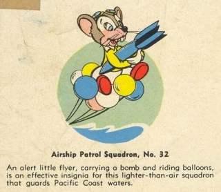 Airship patrol 32 cb
