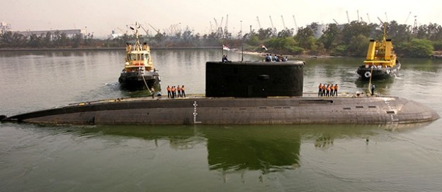 Sub Fire Reveals Key Indian Navy Weakness