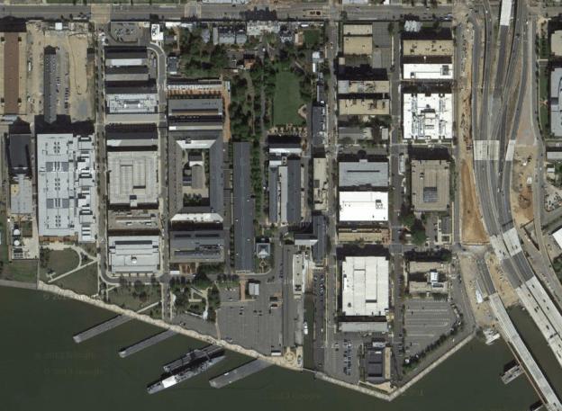 Washington Navy Yard, Washington D.C.